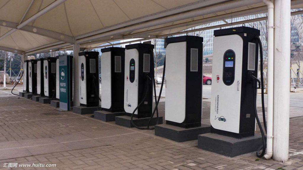 电动汽车充电桩项目