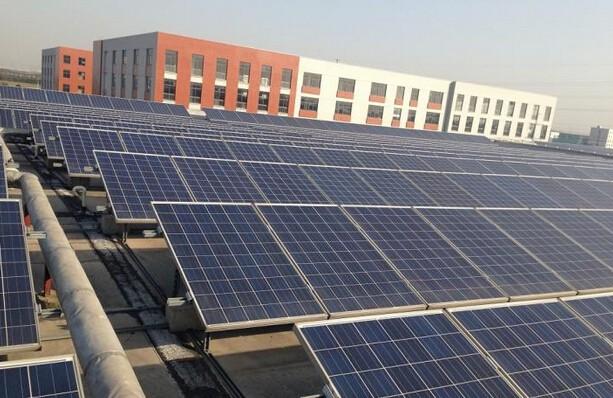 医院屋顶光伏发电工程