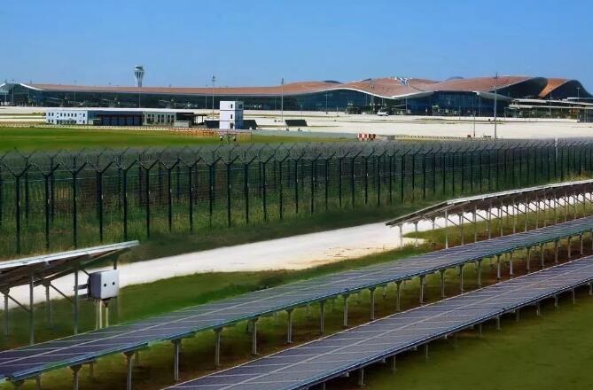 全球最大机场的综合能源系统如何构成?
